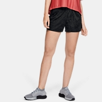Deals on Under Armour Play Up Jacquard Womens Shorts