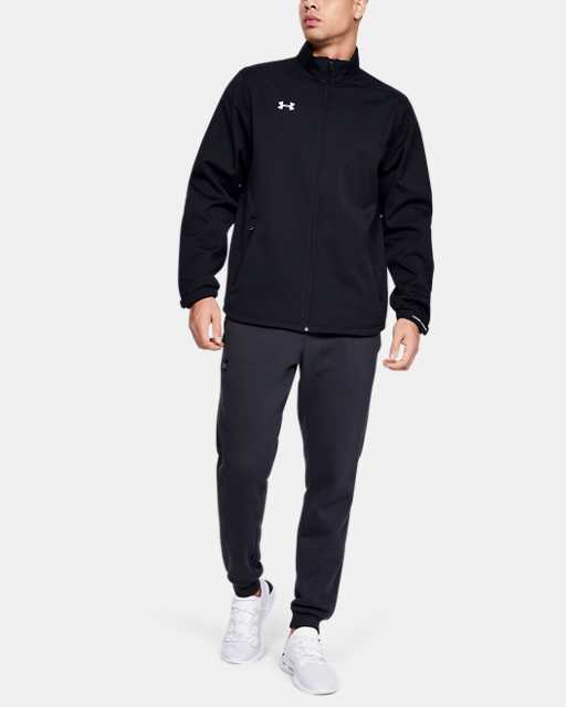 Men's UA Hockey Softshell Jacket