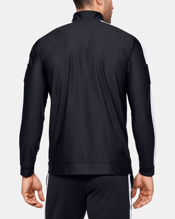 Men's UA Twister Jacket, Black, pdpMainDesktop image number 2