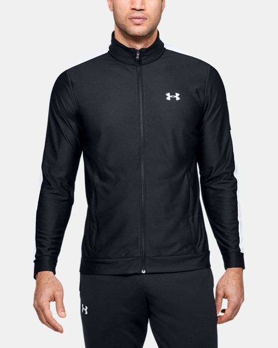 Men's UA Twister Jacket, Black, pdpMainDesktop image number 0