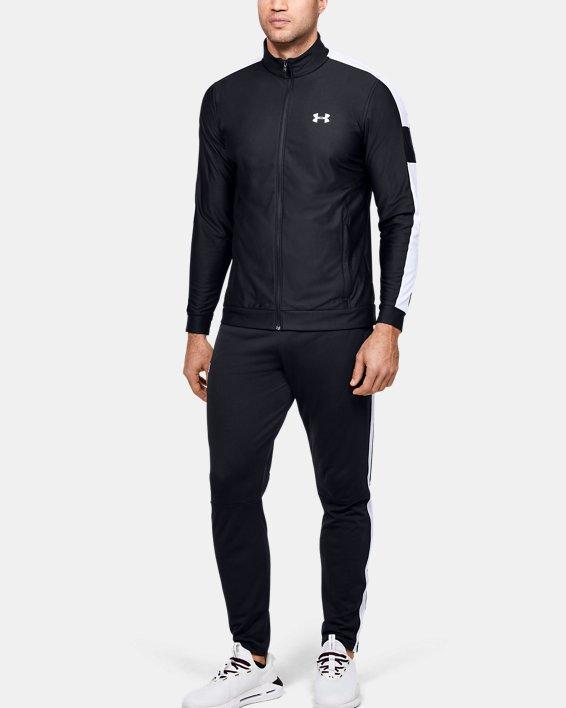 Men's UA Twister Jacket, Black, pdpMainDesktop image number 1