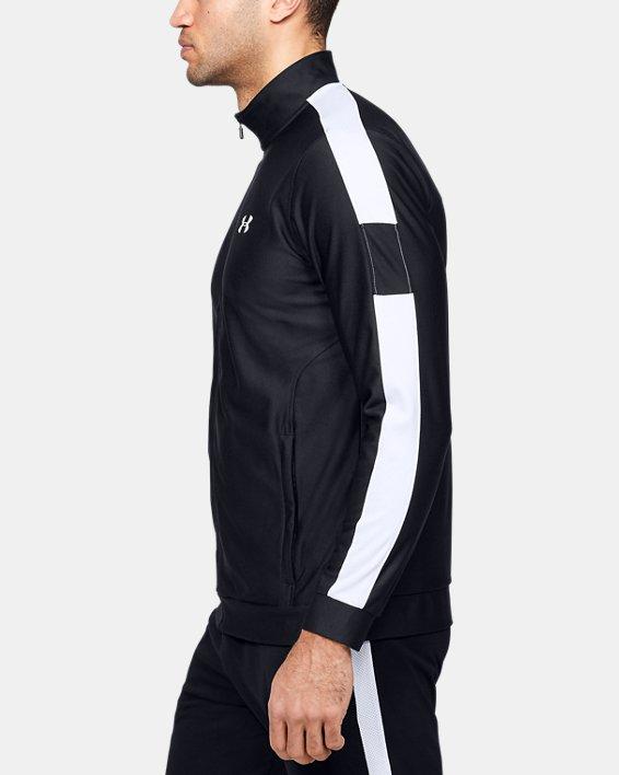 Men's UA Twister Jacket, Black, pdpMainDesktop image number 3