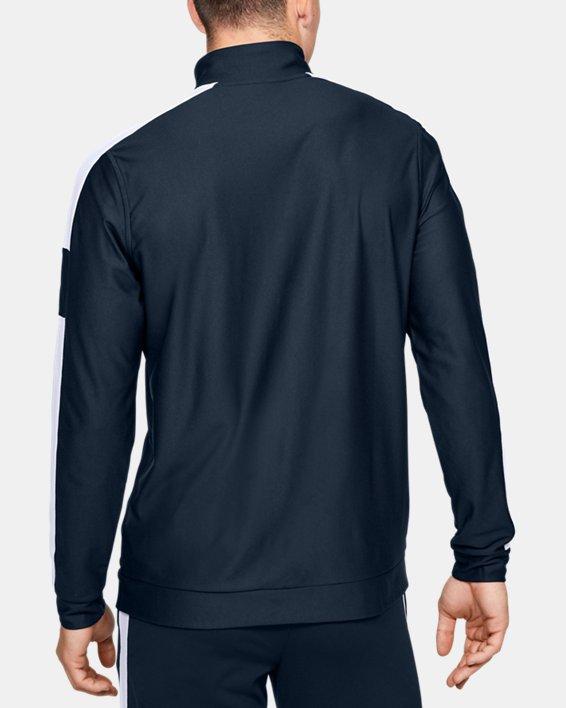 Men's UA Twister Jacket, Navy, pdpMainDesktop image number 2