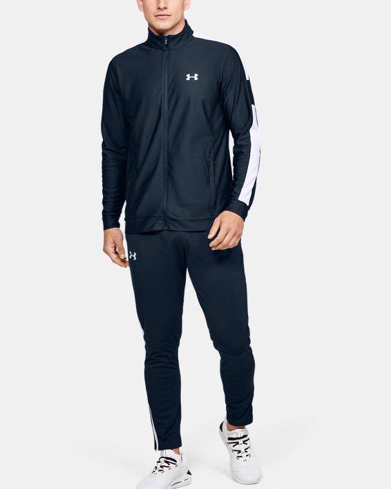 Men's UA Twister Jacket, Navy, pdpMainDesktop image number 1