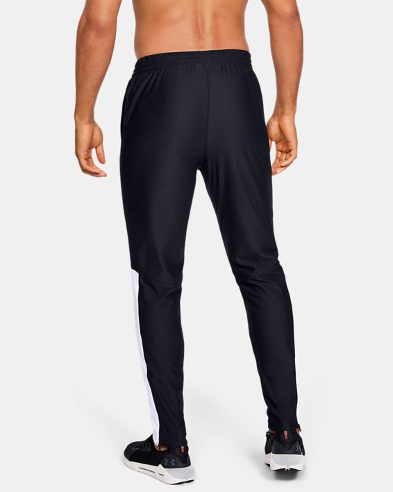 Men's UA Twister Pants, Black, pdpMainDesktop image number 2