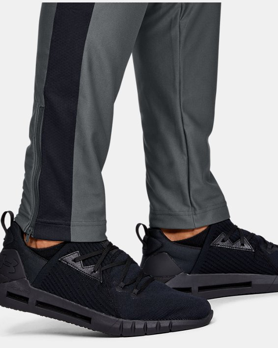 Men's UA Twister Pants, Gray, pdpMainDesktop image number 5