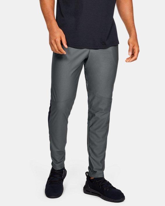 Men's UA Twister Pants, Gray, pdpMainDesktop image number 0