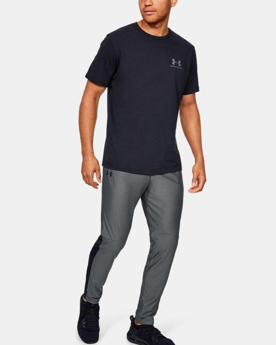 Men's UA Twister Pants, Gray, pdpMainDesktop image number 1