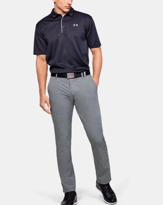Men's UA Match Play Vented Pants, Gray, pdpMainDesktop image number 0