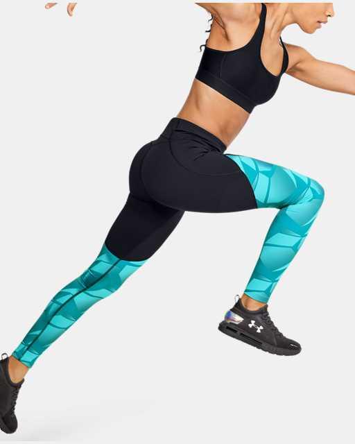 Women's UA Reflect Hi-Rise Printed Leggings