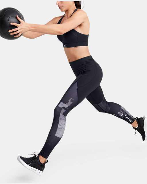 Women's UA Reflect Hi-Rise Printed Leggings