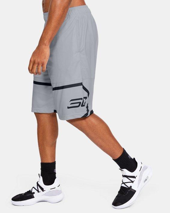"Men's SC30 Pick 'n Pop 11"" Shorts, Gray, pdpMainDesktop image number 3"