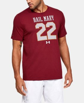New Arrival Men's Boston College Short Sleeve Shirt   1  Color Available $32