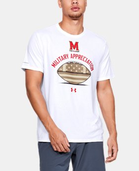 Men's Maryland Short Sleeve  1  Color Available $22.4