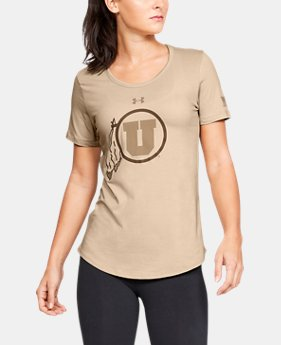 Women's Utah Short Sleeve Shirt   1  Color Available $22.4