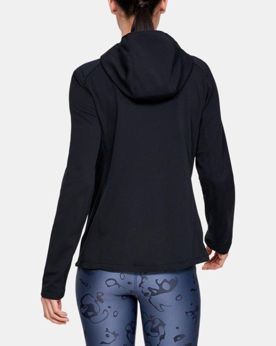 Women's ColdGear® Reactor Hybrid Lite Jacket, Black, pdpMainDesktop image number 2