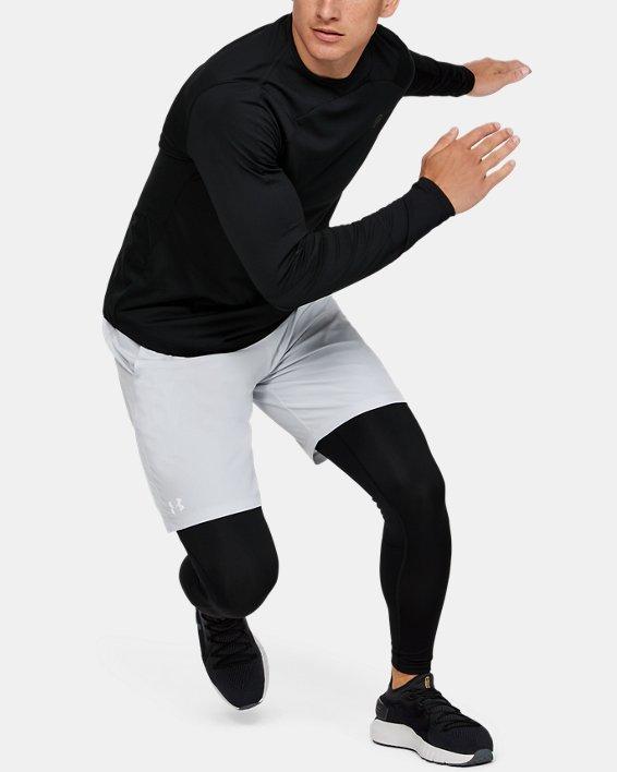 Men's UA RUSH™ ColdGear® Mock, Black, pdpMainDesktop image number 1