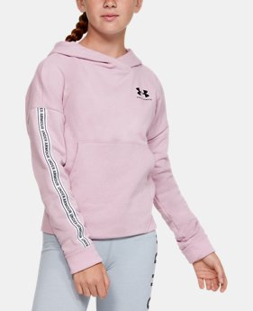 02985fb18e9 Girls' Pink Hoodies & Sweatshirts | Under Armour US