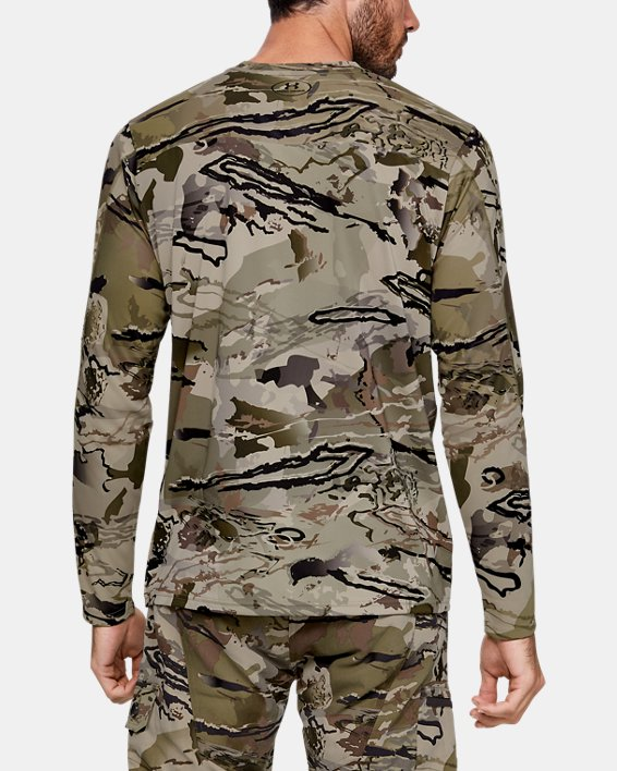 Men's UA Iso-Chill Brush Line Long Sleeve, Misc/Assorted, pdpMainDesktop image number 2