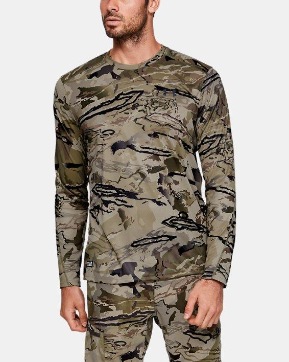 Men's UA Iso-Chill Brush Line Long Sleeve, Misc/Assorted, pdpMainDesktop image number 0