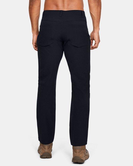 Men's UA Adapt Pants, Black, pdpMainDesktop image number 2