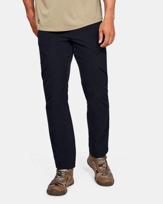 Men's UA Adapt Pants, Black, pdpMainDesktop image number 0