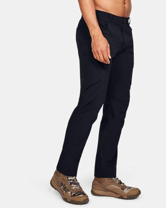 Men's UA Adapt Pants, Black, pdpMainDesktop image number 3
