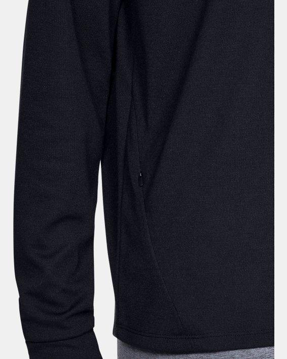 Women's ColdGear® Infrared Long Sleeve, Black, pdpMainDesktop image number 5