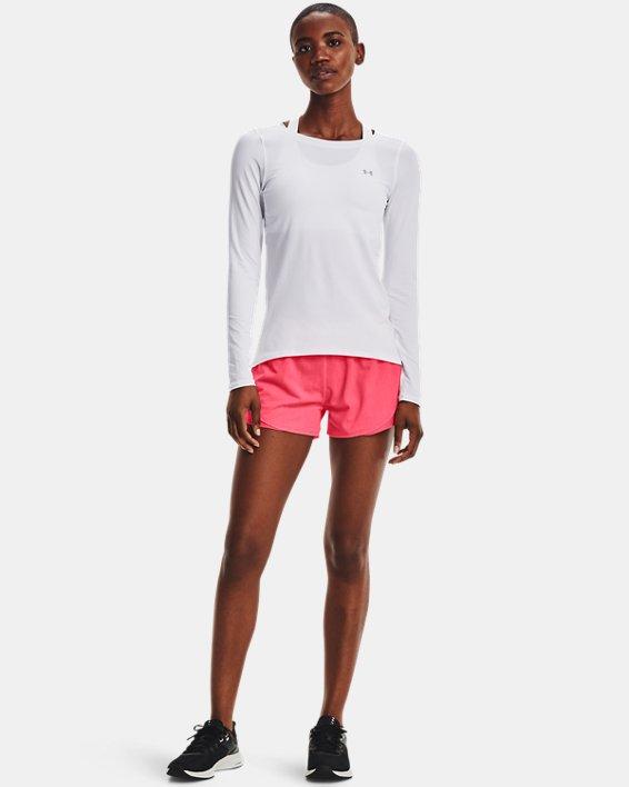 Women's UA Play Up Shorts 3.0 Twist, Pink, pdpMainDesktop image number 0