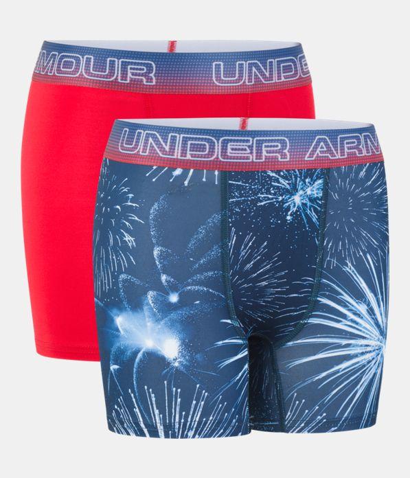 5d80630f5d Boys' UA Original Series Fireworks Boxerjock® 2-Pack