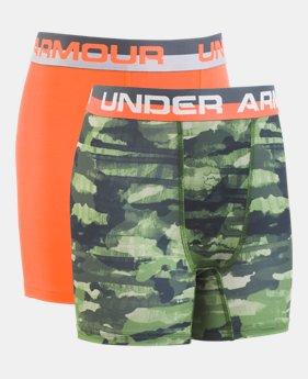 973a0c86ad9 Boys' UA Original Series Grit Boxerjock® 2-Pack 1 Color Available $20