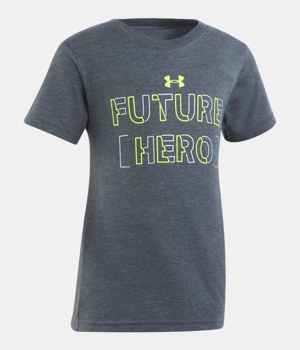 aee9be41b9 Boys' Toddler UA Future Hero Short Sleeve