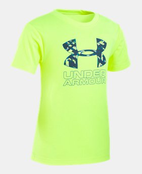 7817a40b88 Yellow Toddler (Size 2T-4T) Tops   Under Armour US