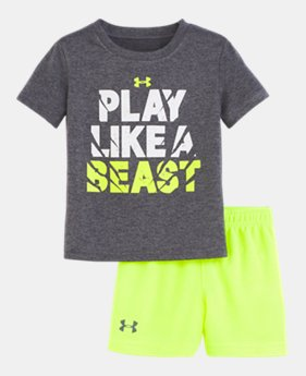 e5694df302a93 Boys  Infant UA Play Like A Beast Set 1 Color Available  30