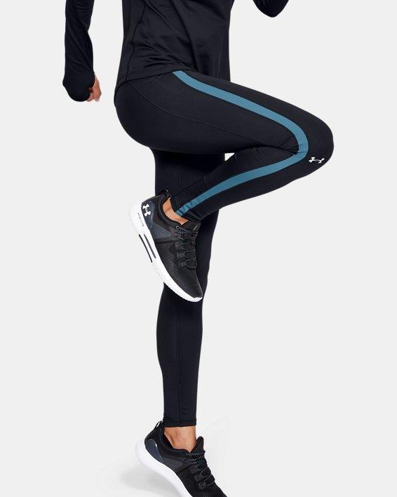 Women's UA Cozy Leggings, Black, pdpMainDesktop image number 0