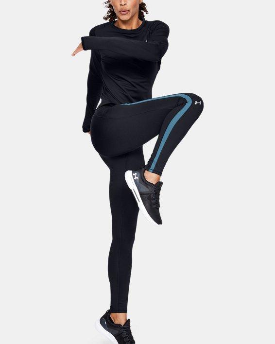 Women's UA Cozy Leggings, Black, pdpMainDesktop image number 1