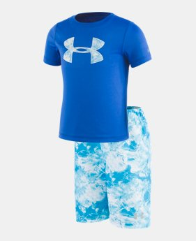 1a8a8ad029 Boys' Blue Toddler (Size 2T-4T) Surf | Under Armour US