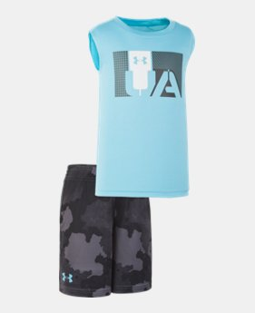 b40ca08c72 Toddler (Size 2T-4T) Sets Tops | Under Armour US