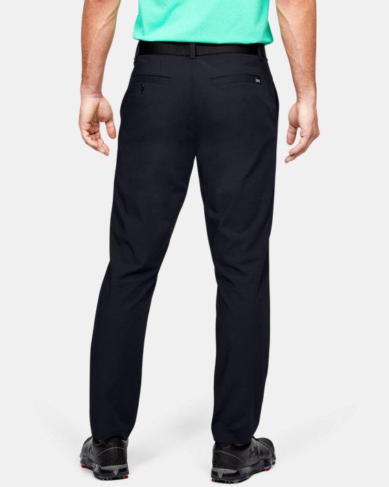 Men's UA Iso-Chill Tapered Pants, Black, pdpMainDesktop image number 2