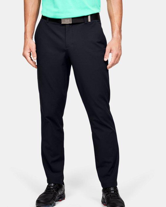 Men's UA Iso-Chill Tapered Pants, Black, pdpMainDesktop image number 0