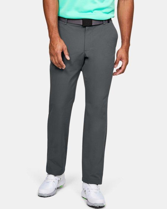 Men's UA Tech™ Pants, Gray, pdpMainDesktop image number 0