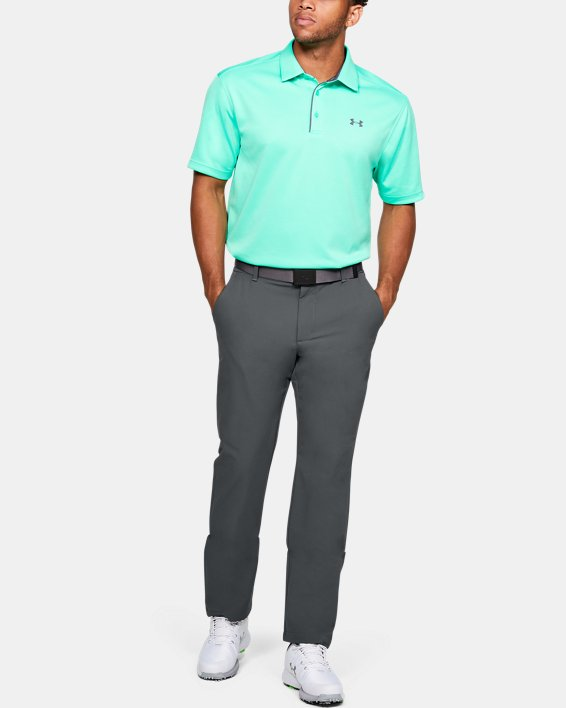Men's UA Tech™ Pants, Gray, pdpMainDesktop image number 1