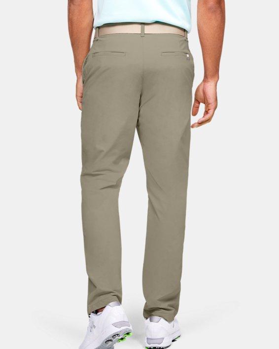 Men's UA Tech™ Pants, Brown, pdpMainDesktop image number 2
