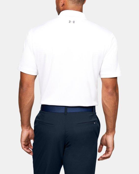 Men's UA Tech™ Pants, Navy, pdpMainDesktop image number 2