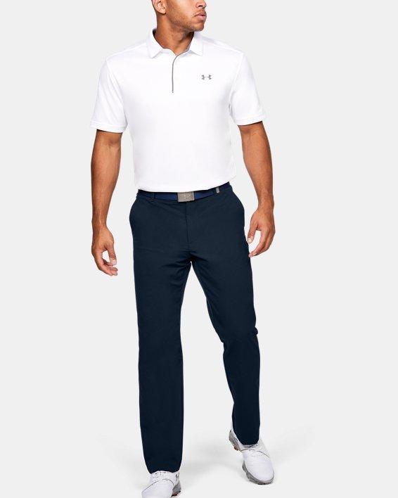 Men's UA Tech™ Pants, Navy, pdpMainDesktop image number 1