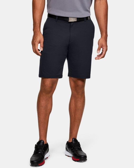 언더아머 골프 반바지 Under Armour Mens UA Tech Shorts,Black-001
