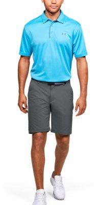 Men/'s Under Armour UA Tech-Symbole Shorts En Noir