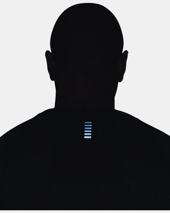 Haut à manches longues UA Breeze pour homme, Black, pdpMainDesktop image number 10