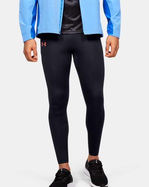 Men's UA Qualifier Speedpocket Perforated Tights