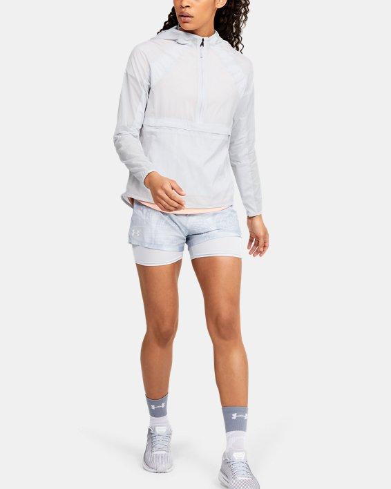 Women's UA Qualifier Weightless Packable Jacket, Gray, pdpMainDesktop image number 0